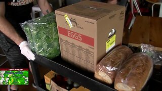 Community members rally to help those in need