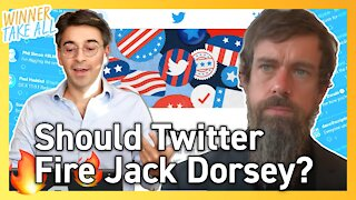 Is It Time for Twitter to Fire Jack Dorsey?