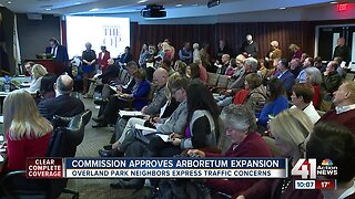 Commission approves arboretum expansion