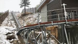 Bogus Basin sees first measurable snowfall