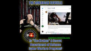 """Is """"The Kraken"""" A Secret Department of Defense Cyber Warfare Program?"""