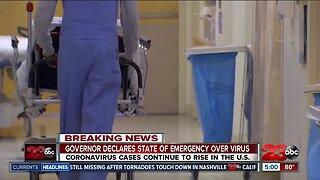 Coronavirus cases continue to rise in the U.S.