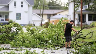 President Trump Partially Approves Iowa Wind Storm Relief