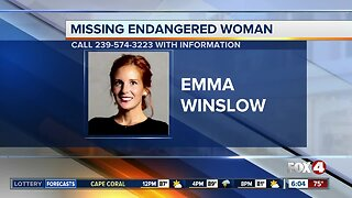 Cape Coral woman Emma Winslow reported missing and endangered Sunday