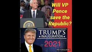 Will VP Pence save the Republic? Election update 12/31