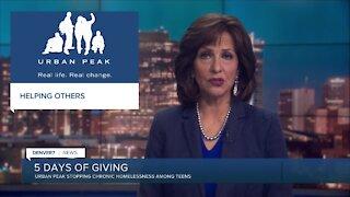 Five Days of Giving: Urban Peak