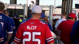 Pharmacist proposes testing ticket holders ahead of Bills playoff game