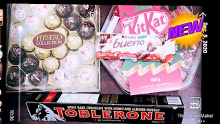 Unwrapping Chocolate Collection