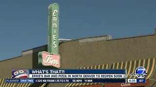 Ernie's Bar and Pizza to reopen after renovation setbacks