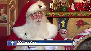 Tracking Santa Claus