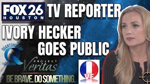 La journaliste Ivory Hecker révèle la censure de sa chaîne d'information