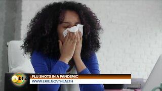 FLU SHOTS IN A PANDEMIC