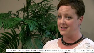Douglas County Health Director Lindsay Huse talks new role