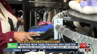 Boutique helps those struggling with addiction