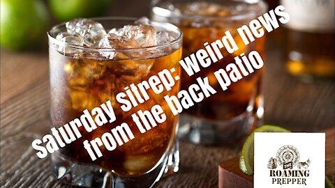Saturday Sitrep: 11 September 2021