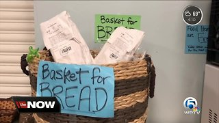 Local organization helping the homeless with cold weather shelter