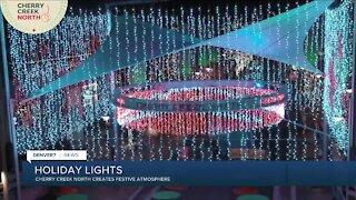 Cherry Creek North creates festive atmosphere for holidays