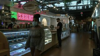Milwaukee Public Market reopens after COVID-19 shutdown