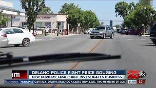 Delano police fight price gouging