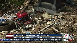 Stay-at-home order causes rise in illegal dumping