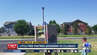 Little pantries help families in need