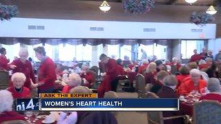 Ask the Expert: Women's heart health