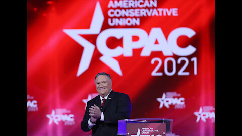 LAST SIP: MIKE POMPEO MAKES WAVES AT CPAC