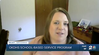 OKDHS working with school districts to bring resources to students