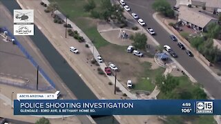 Glendale police involved in shooting near 83rd Ave. and Bethany Home