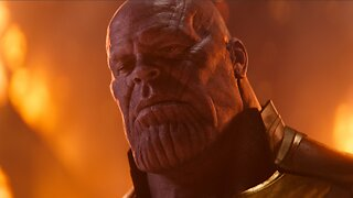 What Is Thanos' Blade Is Made Out Of?