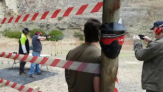 SOUTH AFRICA - Cape Town - Western Cape Firearms Festival (video) (fkT)