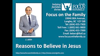 Reasons to Believe in Jesus