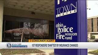 Retired firefighters and police officers worried about changes coming to health insurance coverage plan