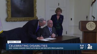 Celebrating Marylanders with Disabilities