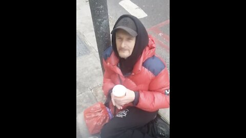 Man Makes Friends With A Homeless Man And Changes His Life!