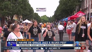 """Jazz & Blues Fest adds to """"Community of 1,000 festivals"""""""