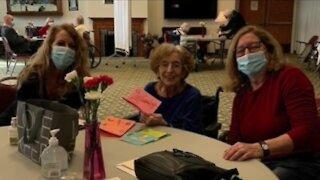 Nursing home visitation resumes
