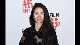 Chloé Zhao makes history at Palm Springs International Film Awards