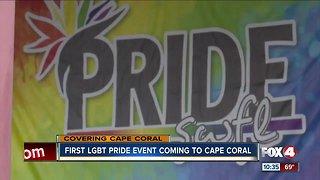 Pride comes to Cape Coral