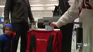 Influx of mail ballots causing processing delays at Johnson County Election Office