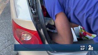 Brake light repairs, organization helps drivers limit traffic stops