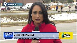 Jessica Rivera, Real America's Voice Correspondent