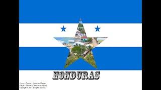 Bandeiras e fotos dos países do mundo: Honduras [Frases e Poemas]