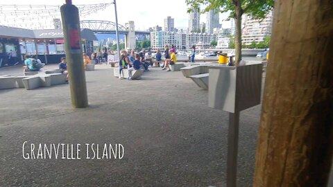 Granville Island Market Promenade