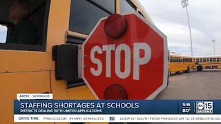 School districts still searching for employees