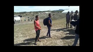 South Africa - Cape Town - Strandfontein Homeless (4C4)