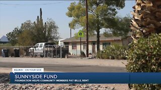 Sunnyside Foundation helps district families pay for utilities, rent