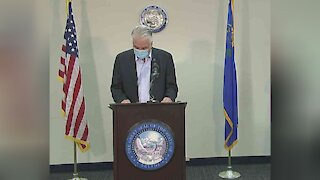 Gov. Sisolak updates Nevada's COVID-19 response