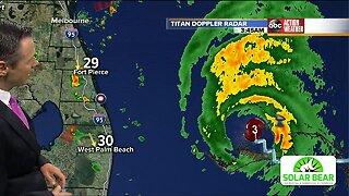 Tracking Hurricane Dorian | Tuesday 5 a.m. update