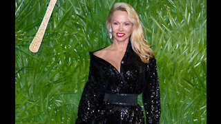 Pamela Anderson 'thinks vegan diet improves her sex life'